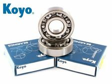 Kawasaki KX 125 1991 Genuine Koyo Mains Crank Bearings Set
