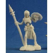 REAPER BONES - 77239 Skeleton Guardian Spearman