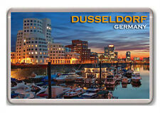 DUSSELDORF GERMANY FRIDGE MAGNET SOUVENIR NEW IMÁN NEVERA