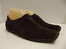 AEROSOLES Brown Leather Loafers Slip On Comfort SHOES Womens Sz 7 NICE
