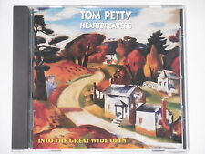 TOM PETTY AND THE HEARTBREAKERS -Into The Great Wide Open- CD