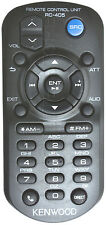 KENWOOD KDC-148 KDC148 GENUINE RC-405 REMOTE *PAY TODAY SHIPS TODAY*