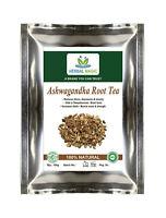 100% PURE& NATURAL PESTICIDE FREE ASHWAGANDHA ROOT TEA VITAMIN C STRES IMMUNITY