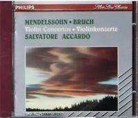 Mendelssohn, Bruch: Concerto Per Violino / Salvatore Accardo, Dutoit, Masur - CD