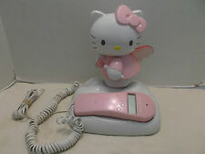 Hello Kitty Caller ID Corded Telephone Batteries Included Sanrio Co. 2003!
