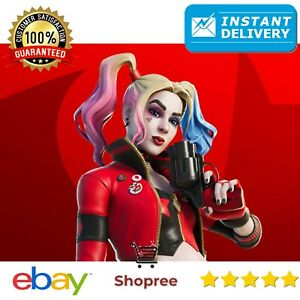 Fortnite Rebirth Harley Quinn Skin DLC Code | INSTANT DELIVERY