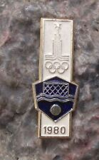 1980 Moscow Russia Summer Olympics Games Waterpolo Polo Olympic Event Pin Badge