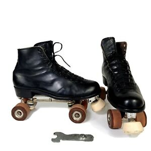 Rare Vintage Betty Lytle Styled By Hyde Roller Skates  Shoes Mens 9 Women's 10