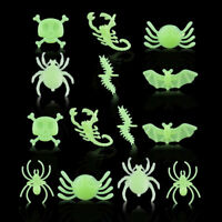 Punk Men Women Insect Spider Scorpion Finger Ring Halloween Fancy Dress Gift