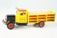 Coca-Cola Siku Lastwagen Cola Wagen Modell gebrauchter Zustand A141