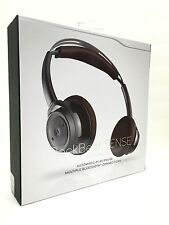 Plantronics Backbeat Sense Smart Wireless Bluetooth Headphones Brown