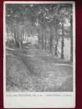 Cartoline paesaggistiche di Pistoia da collezione
