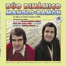 DUO DINAMICO - Manolo y Ramón (Su álbum en Discos Vergara) 1968 (CD)