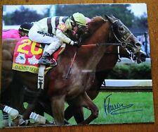 Flavien Prat signed Country House Kentucky Derby Winner 8x10 glossy