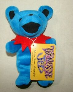 Grateful Dead By Liquid Blue Bean Bear Collectibles Tennessee Jed Alpine Valley