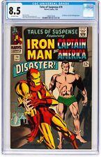Tales of Suspense #79 (Jul 1966, Marvel Comics) CGC 8.5 VF + | Sub-Mariner appea