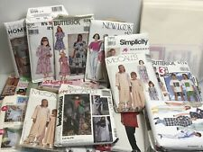 Lot Sewing Patterns Craft,McCalls Simplicity,Butterick & Other Craft Items