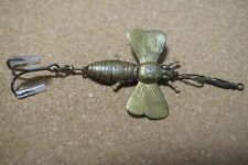 Pflueger May Bug 1882 Rare Luminous  Paint on Belly
