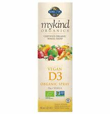 Garden Of Life mykind Organics Vegan D3 Organic Spray 58ml