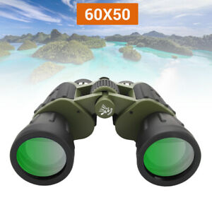 60x50 Zoom Optics Binocular Night Vision Telescope for Hunting Outdoor Camping
