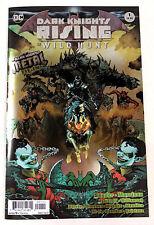 Dark Knights Rising: the Wild Hunt # 1st Printing FOIL Cover - DC Comics - NM