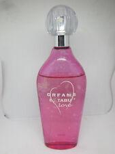 Dreams by Tabu Love 100 ml 3.3 oz Eau de Toilette EDT perfume 18Aug21-T