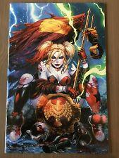 Justice League Vs. Suicide Squad #1 Unknown Comics Kirkham Virgin Exclusive