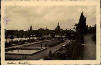 1942 Stempel DRESDEN auf Feldpostkarte Weltkrieg Feldpost nach Chemnitz gelaufen
