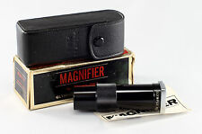 Olympus Pen F Magnifier in case and box