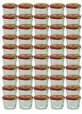 75 Sturzgläser 230 ml Marmeladengläser Einmachgläser Einweckgläser Gläser Obst