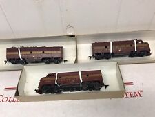 Athearn  HO Scale Train Set Pennsylvania PRR 3pc Set ABA 1 Powered 2 Dummy