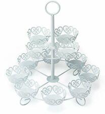 12 Count Cupcake Stand Holder Display Cooking Upgrades cup cake tower wedding