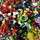 """Random Lot 5PCS Playskool Heroes Marvel Super Hero Squad 2.5"""" Figure Toy Gift"""