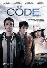 Code, The: Season 1, Very Good DVD, Dan Spielman, Ashley Zukerman, Adele Perovic