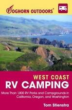 Foghorn Outdoors West Coast RV Camping: More Than 1,800 RV Parks and Campgrounds