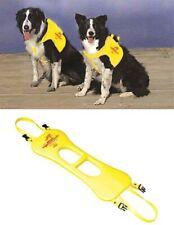 YELLOW Doggie Vest XXXL Dog Pet Vest Swimming Vinyl Life Jacket Size 3XL