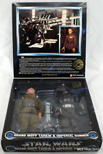 "Star Wars 12"" Action Collection Grand Moff Tarkin & Imperial Gunner"