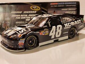 2012 Jimmie Johnson #48 Lowe's / Kobalt Brickyard Indy Raced Win 1:24 Diecast