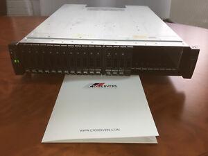 Xyratex EB-2425 Dell Compellent 24 BAY SAS STORAGE ARRAY JBOD Enclosure