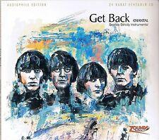 Chantal Get Back Beatles Strictly Instrumental Zounds Gold CD Audiop. E. Vol. 1