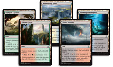 20 Dual Land Lot - OATH OF THE GATEWATCH  - NM/SP - 4x of each - Sets - MTG FTG