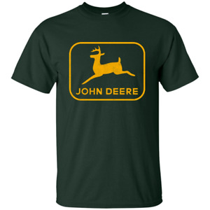 Retro, Logo, Distressed, John, Deere, Tractor, Equipment, Construction, Lawn, De