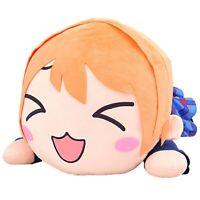 LOVE LIVE Hoshizora Rin 100cm TERA JUMBO BIG NESOBERI PLUSH ANIME MANGA JAPAN