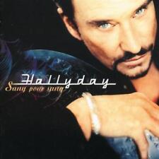 "CD ""Johnny Hallyday  SANG POUR SANG""  NEUF SOUS BLISTER"