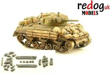 1:72 British WWII Sherman tank stowage kit. /s6