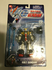 Mobile Fighter G Gundam Bolt Gundam Action Figure Bandai New