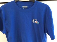 Golf Channel On NBC Mens Small TeeShirt New With Tags Dry-Balance Embroidered
