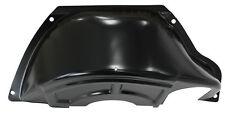 AEROFLOW Black Flywheel Dust Cover Suit GM Powerglide With SB & BB Chev