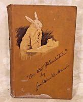 On the Plantation Joel Chandler Harris 1892 D Appleton & Company NY 1st Edition
