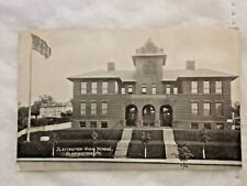 Slatington High School Slatington,Pa. Postcard